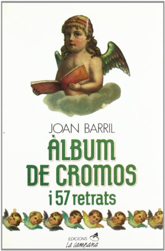 9788486491185: Album de cromos i 57 retrats (Edicions La Campana) (Catalan Edition)