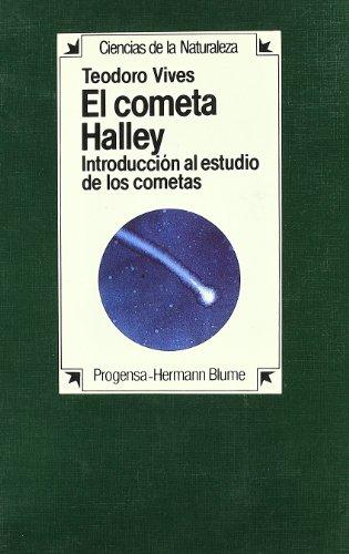 9788486505004: El cometa Halley / Comet Halley (Spanish Edition)