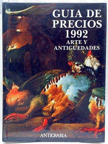 9788486508258: Guía de precios 1992: precios del año 1991