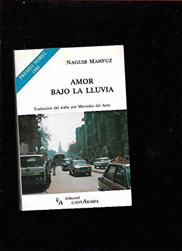 9788486514099: AMOR BAJO LA LLUVIA