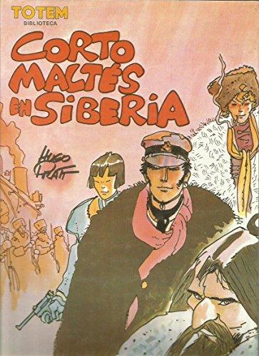 9788486537265: Corto Maltes en Sibéria