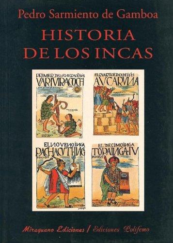 9788486547578: Historia de los Incas