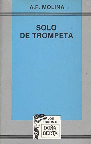 9788486568122: Solo de trompeta