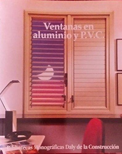 9788486584443: Carpintería aluminio y PVC
