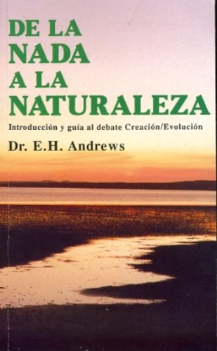9788486589073: De la Nada a la Naturaleza