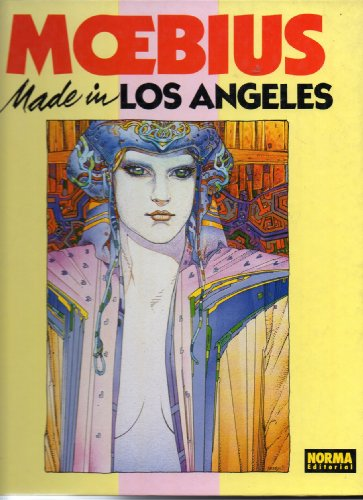 Made in Los Angeles: Moebius