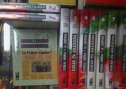 9788486597870: Euskadi Eta Askatasuna (8 Tomo)