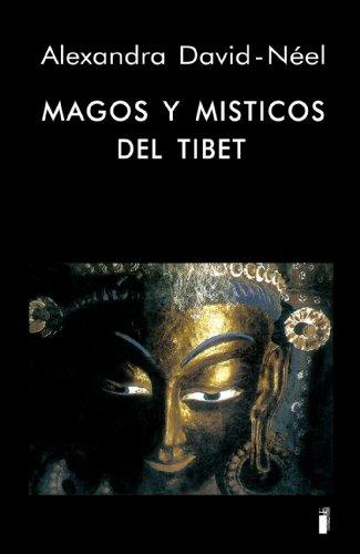9788486668105: Magos Y Misticos Del Tibet