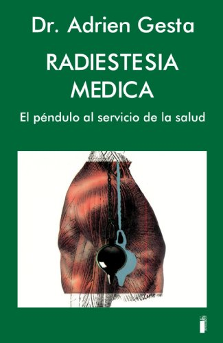 9788486668136: Radiestesia Medica (Spanish Edition)