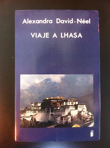 9788486668150: Viaje a lhasa