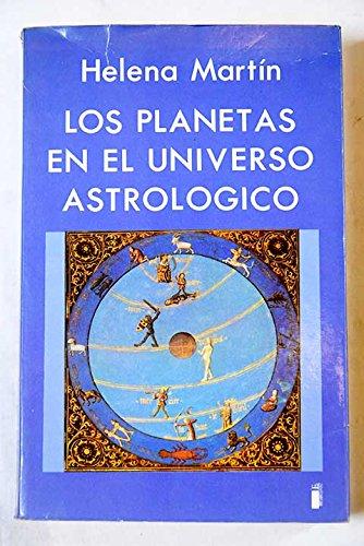 9788486668228: Los planetas en el universo astrológico