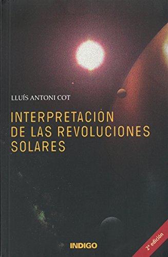 Interpretación de las revoluciones solares: Cot, Lluis Antoni