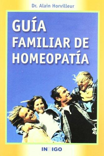 9788486668563: Guia Familiar de Homeopatia