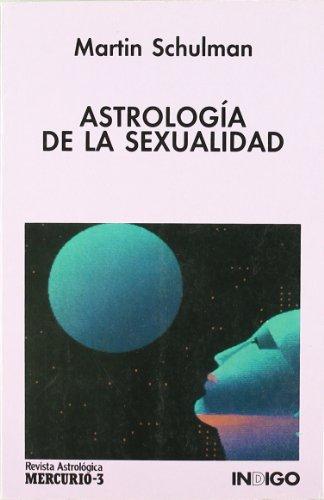 9788486668587: Astrologia de La Sexualidad (Spanish Edition)