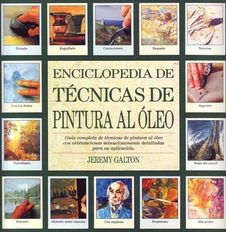9788486673369: ENCICLOPEDIA DE TECNICAS DE PINTURA AL OLEO