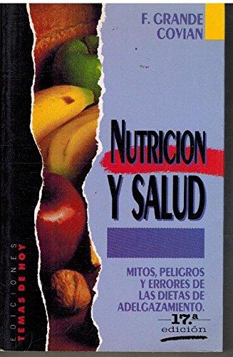 9788486675394: Nutricion Y Salud