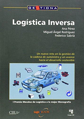 9788486684167: Logística inversa (Gestiona)