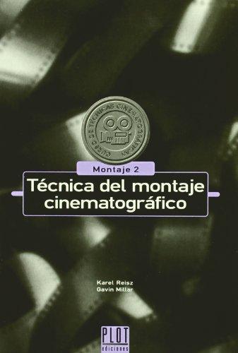 9788486702601: Tecnica del Montaje Cinematografico (Spanish Edition)