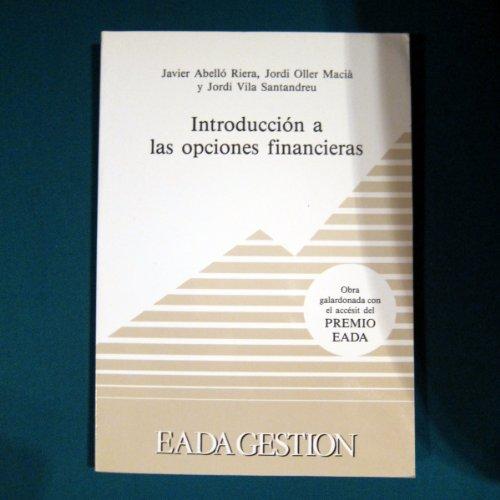 9788486703578: Introduccion a las opciones financieras