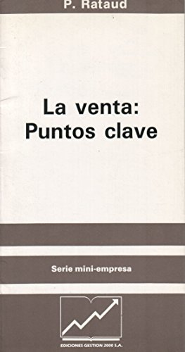 9788486703592: Venta, La - Puntos Claves (Spanish Edition)