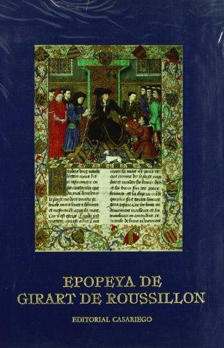 9788486760090: Epopeya de Girart de Roussillon (facs.)