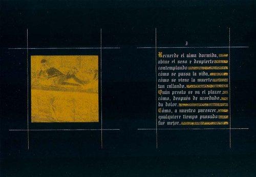 9788486760120: Coplas a la muerte de su padre + CD (Versos Iluminados)