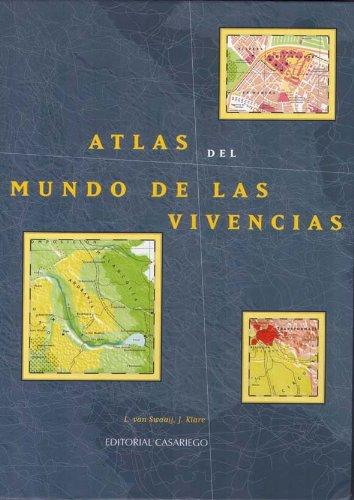 9788486760649: Atlas del mundo de las vivencias (La Evasión del viaje)