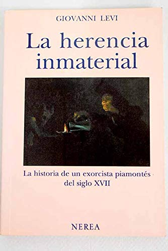 9788486763466: Herencia Inmaterial, La