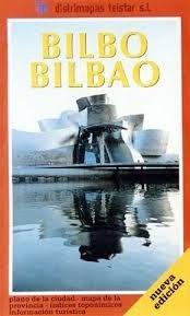 9788486764364: Bilbo/Bilbao plano y mapa provincia - distrimapas
