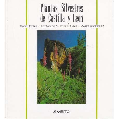 9788486770402: Plantas silvestres de Castilla y León (Spanish Edition)