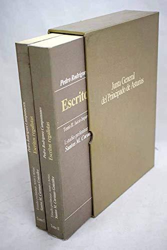 9788486804169: Escritos regalistas (Clásicos asturianos del pensamiento político) (Spanish Edition)