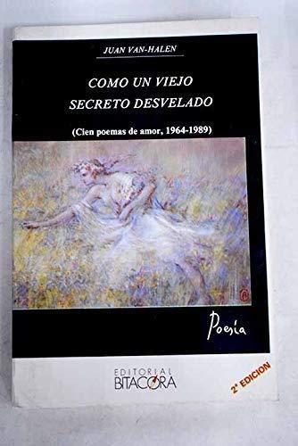 9788486832544: Como un viejo secreto desvelado (Colección La Almadraba)