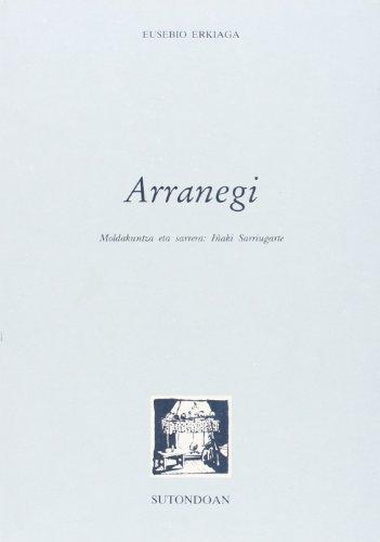 9788486833688: Arranegi (Sutondoan sorta)
