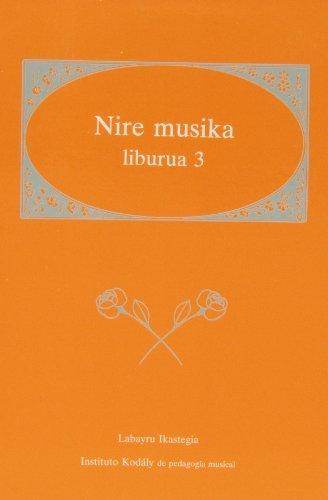 9788486833763: Nire Musika Liburua 3 (Musika Gaiak)