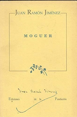 9788486842635: Moguer