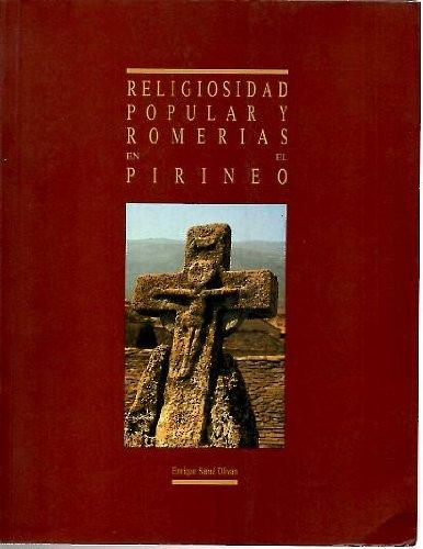 9788486856687: Religiosidad popular y romerías en el Pirineo