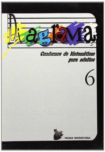 9788486876937: Diagrama nº 6, alumno. cuadernos de matematicas para adultos