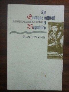 9788486908836: Disensiones en Europa y el estado,las
