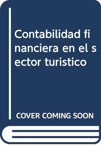 9788486948672: CONTABILIDAD FINANCIERA EN EL SECTOR TURISTICO