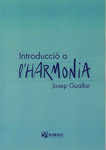 9788486949587: Introducció a l'harmonia