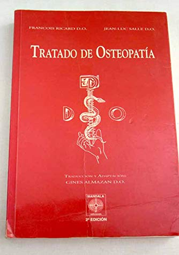 9788486961398: Tratado De Osteopatia
