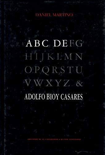 9788486981358: ABC de adolfo bioy Casares