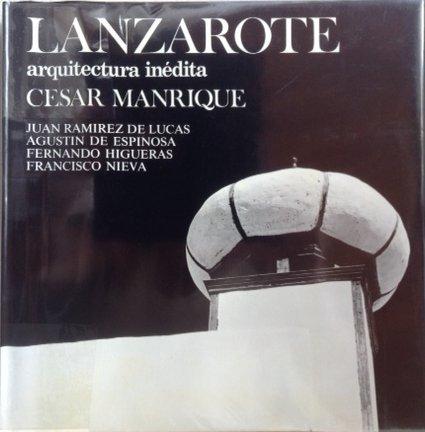 9788487021008: Lanzarote arquitectura inedita