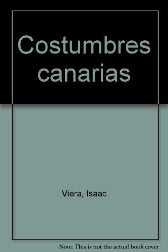 9788487021206: Costumbres Canarias