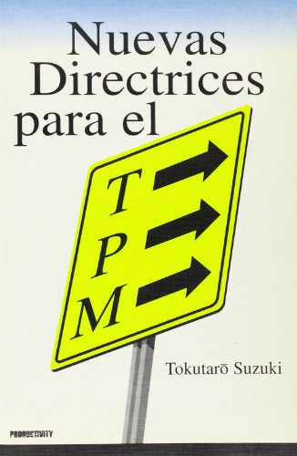 9788487022401: Nuevas Directrices Para el TPM