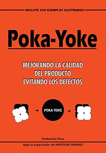 Poka-yoke (Spanish): H. Hirano