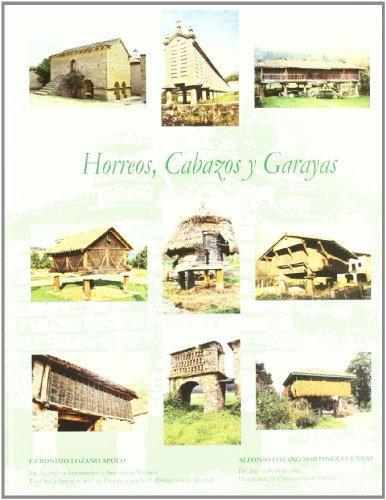 9788487028328: Horreos, Cabazos Y Garayas