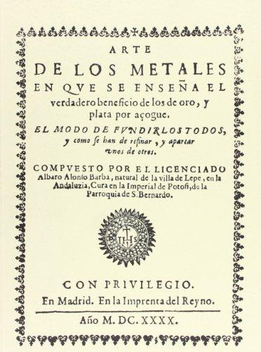 9788487062476: Arte de los metales