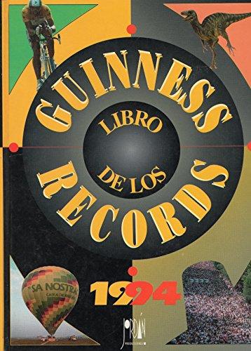 9788487069086: Libro guinness de los records 1994