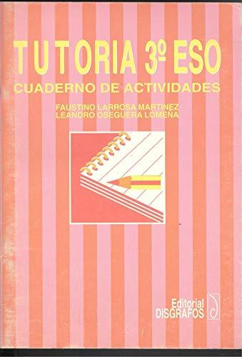 9788487077456: Tutoria, 3º eso. cuaderno de actividades